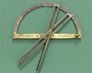 A rare mid 19th-Century brass