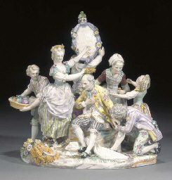A Dresden celebration group