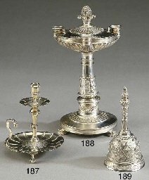 Campanello in argento, Torino