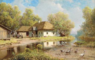 Village River
