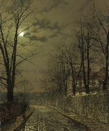 December Moonlight