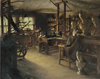 James Watt's Workshop