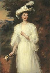 PORTRAIT OF EDITH, LADY CUNARD
