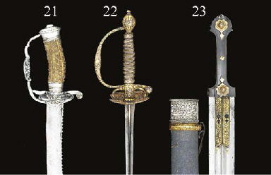A FINE FRENCH SMALL-SWORD