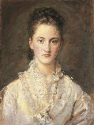 Portrait of the Artist's Daugh