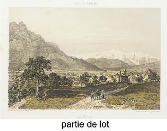 D'après FELIX BENOIST (1818- ?