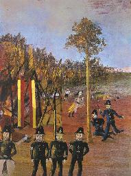 Siege at Glenrowan