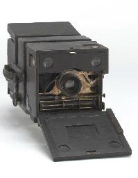 De Luxe hand camera No. 3 patt