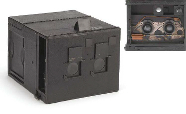 Special Stereoscopic camera no