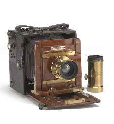 Soho Focal-Plane hand camera
