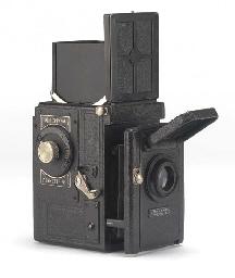 Rubyette No. 1 reflex camera
