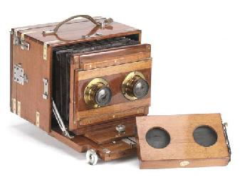 Stereo Una hand camera no. 128
