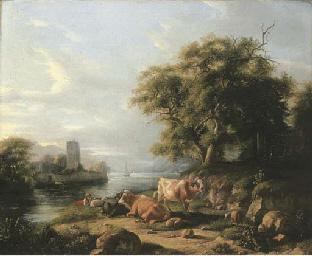 Seeuferlandschaft am Genfersee