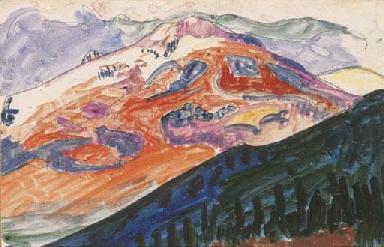 Hornberg von Kalberhöni, 1921
