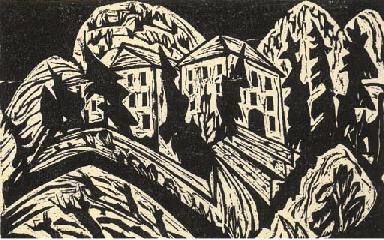 Tessiner Dorf, 1924-26