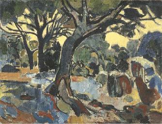 Korsika, 1954