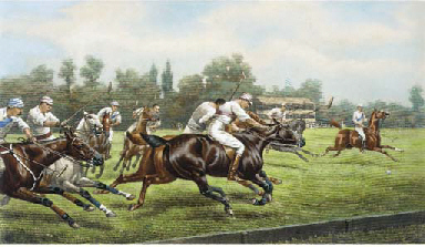 Polo at Hurlingham