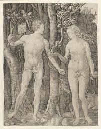 Adam and Eve (Bartsch, Meder,