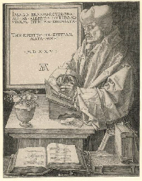 Erasmus of Rotterdam (B. 107;