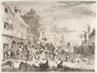 The large Village Fair (B., Ho