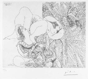 Raphaël et la Fornarina. III: