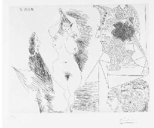 Jeune Femme et Gentilhomme; Sc