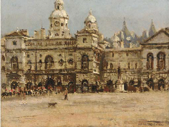 The Horseguards Parade, London