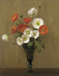 Still-Life with Poppies