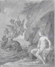Persée delivrant Andromède