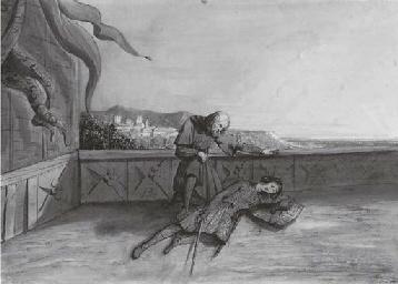 Aria Gonzala trouvant son fils