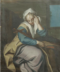The peninent Magdalen