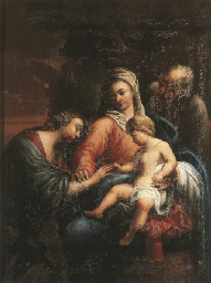 The Mystical Marriage of Saint