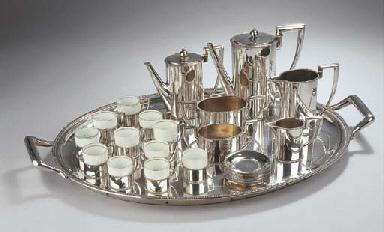 An Austrian-Hungarian silver m