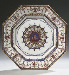 A Sèvres hard-paste porcelain