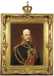Portrait of Emperor Wilhelm I