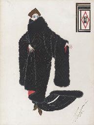 'ERTÉ' (i.e. Romain de Tirtoff