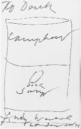 WARHOL, Andy. The Philosophy o