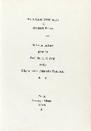 JUNG, Carl Gustav (1875-1961).
