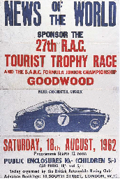 Goodwood - RAC Tourist Trophy