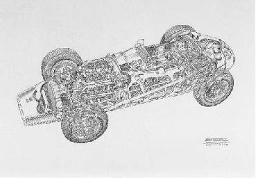Ferrari 246 'Dino' 1958 Formul