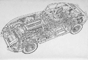 Jaguar E-type Fixed-head Coupé