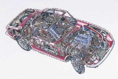 Lotus 'Elan' Series II Coupé 1