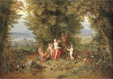 An Allegory of Earth