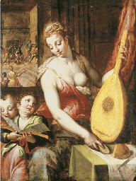 An Allegory of Music