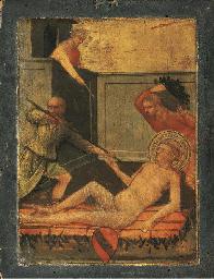 The Martyrdom of Saint Lawrenc