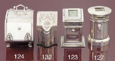 An Edwardian stamp dispenser
