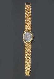 Orologio Piaget in oro e pietr