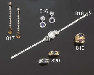 Orologio in diamanti, Omega