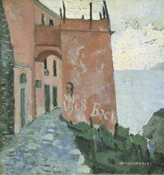 Paese ligure (o W 1908 Baci)