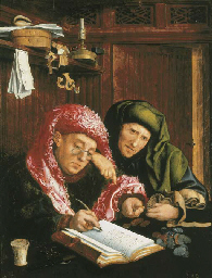 Two tax gatherers